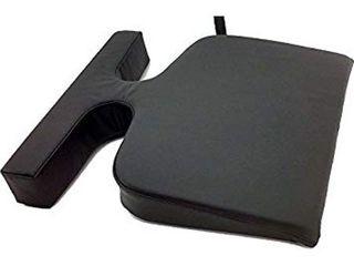 Comfort Bolster Wedge  Black