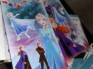 Disney Frozen II Design and Store 6 Bin Toy Organizer by Delta Children Retail price  44 49