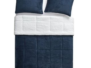 swift home king Reversible Comforter Set of 3 retail price  79 99