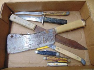 Knives and Pocket Knives