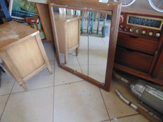 Mirrored Medicine Cabinet