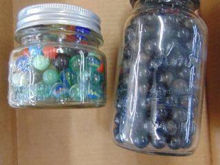 Jars of Marbles