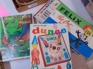Vintage Games lot of 3