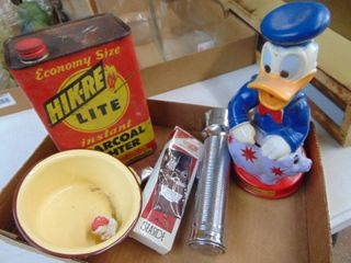 Donald Duck and Enmal Pan and more