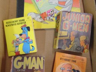 Bugs Bunny Records  Flintsone book and More