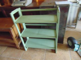 3 Shelf Book Shelf   Plant Stand