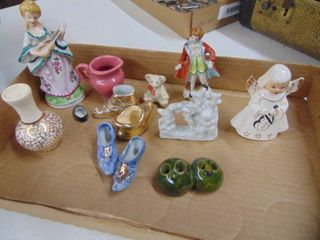 Figurines and Misc