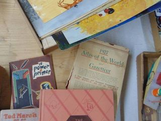 A Calendar  Books and More