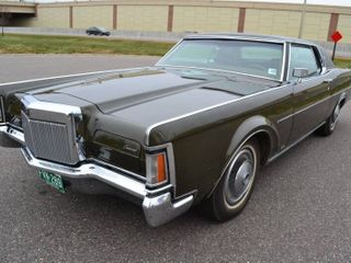 88 Twin Cities Auctions - 1970 Lincoln Continental - Closing Sunday Night