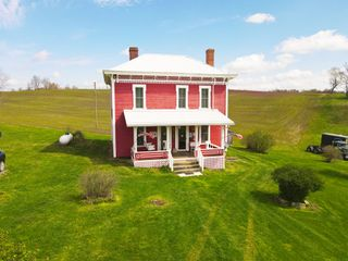 161.4 Acre Farm � Mineral Rights � Lifelong Collection of Contents