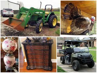 Abernathy Living Estate Auction- Clinton Missouri
