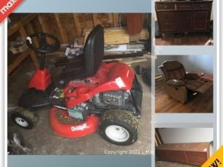 Enterprise Estate Sale Online Auction - County Road 14