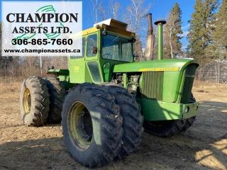 Acreage Equipment Auction / Dennis & Doreen Wilson