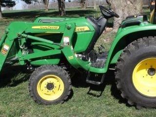 ONLINE ONLY Farm Auction, Louisburg, KS