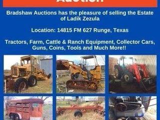 Runge Estate Auction