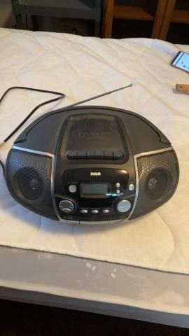 RCA RADIO   CD PlAYER