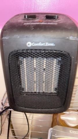 12 IN COMFORT ZONE HEATER