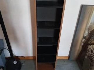 ENTERTAINMENT SHElVING 46 INCHES TAll 11 INCHES