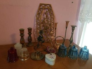 CANDlE HOlDERS  VOTIVE CUPS  MISCEllANOUS ITEMS