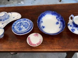DUTCH   FRENCH ENGlISH CHINA PIECES