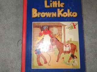 1940 S lITTlE BROWN KOKO BOOK
