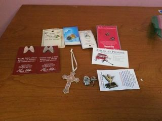 VARIETY OF SPECIAl PINS