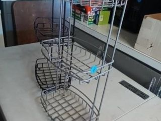 SMAll UTIlITY STANDING RACKS EACH IS 22 INCHES