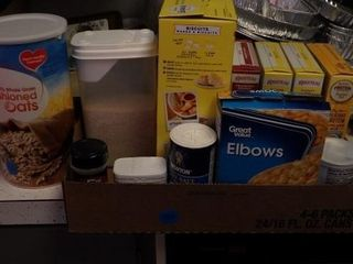 BAKING ITEMS  CAKES  OATS  SPICES  PASTA