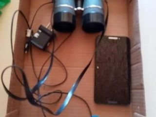 JITTERBUG CEll PHONE INClUDING WAll CHARGER AND