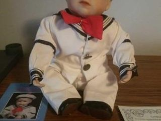 YOlANDA S PICTURE PERFECT DOll   MATTHEW