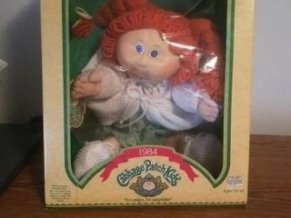 1984 CABBAGE PATCH DOll   UNOPENED