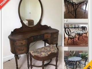Bethesda Moving Online Auction - Madaket Road