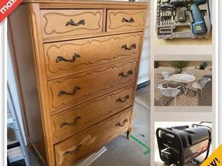 Scottsdale Downsizing Online Auction - N. 99TH STREET