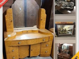 Houston Reseller Online Auction - Live Oak Street
