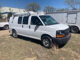 2012 Chevy Van