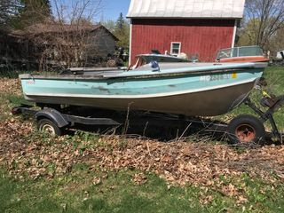 Larry Miller Personal Property & Boat Supplies
