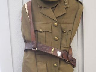 RCAC UNIFORM WITH CAP AND BElT