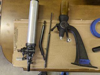 Misc loader Parts