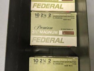 10 gauge Ammunition