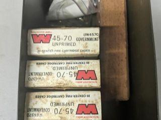 45 70 Ammunition   Brass