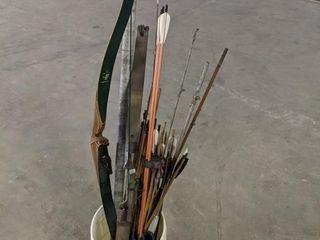 Bow  Arrows   Misc  Archery