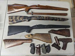 Misc Gun Stocks   Grips
