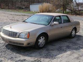 2005 Cadillac DeVille Auction Ending 4/26
