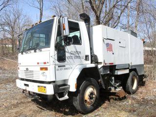 2006 Elgin Eagle Sweeper Truck Auction Ending 4/26