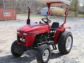2003 Farm Pro 2420 diesel Tractor