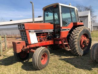 Farm Machinery - Absolute Live/Online Auction