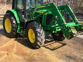 John Deere Tractors, Farm Equipment, Tool, Furniture and Personal Property at Absolute Online Auction