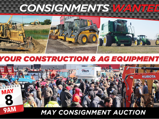 MAY CONSIGNMENT AUCTION