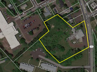 Real Estate Auction- 2.73 Acres Zoned Institutional Service District, Sellersville, PA