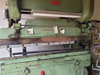 Metal Working and Fabrication Equipment